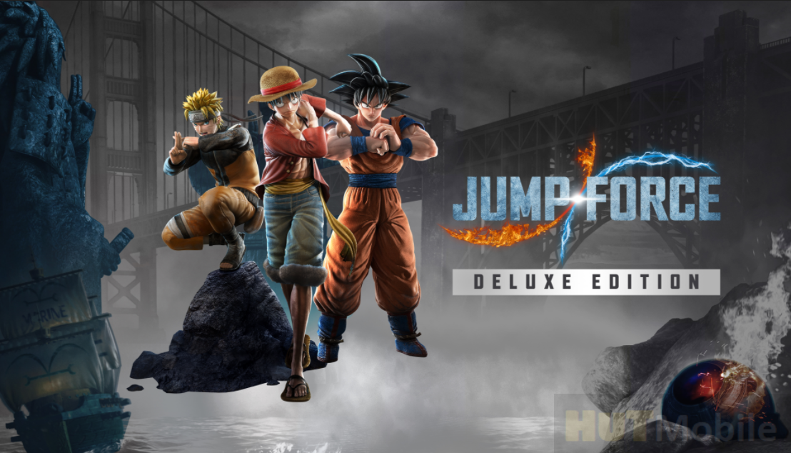 Jump Force Deluxe Edition Free Version Cracked Game Setup Free Download