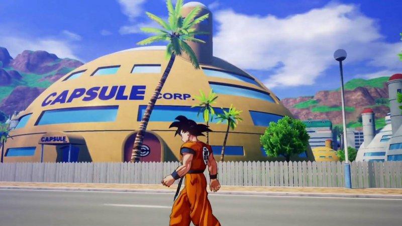 Download Dragon Ball Z: Kakarot Working Game