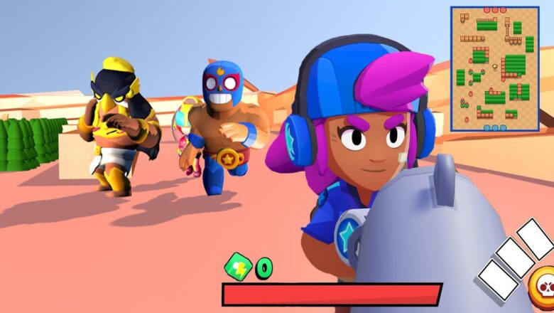 3D Brawl Stars (3D) Mod APK Download