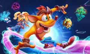 Crash Bandicoot 4 New Characters: Dingodile