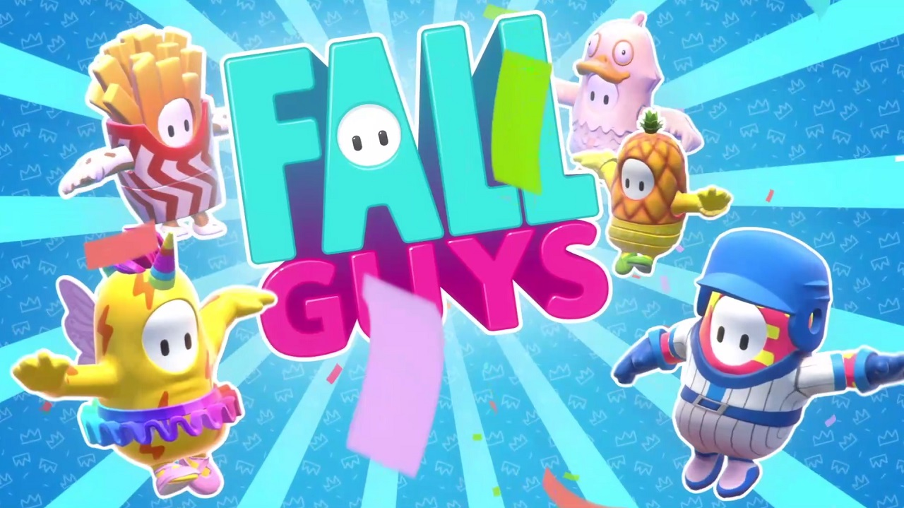 Fall Guys Ultimate Knockout Nintendo Switch Version Full Game Setup Free Download