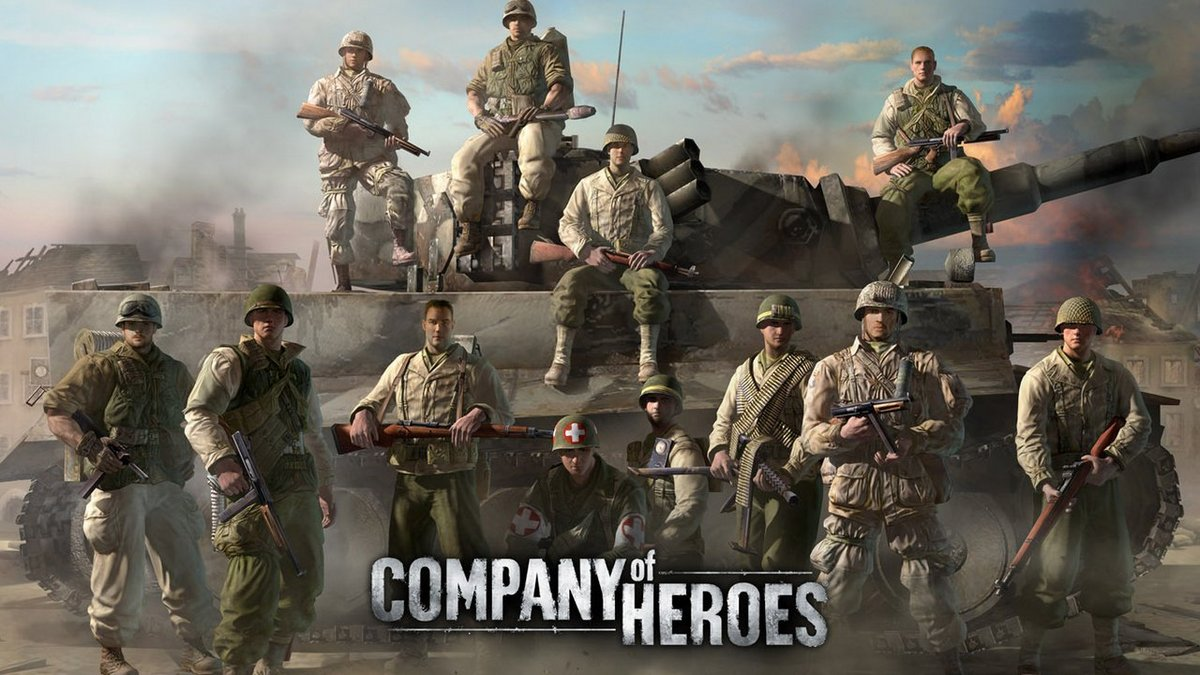 It became known when Company of Heroes will be released on Android and iOS