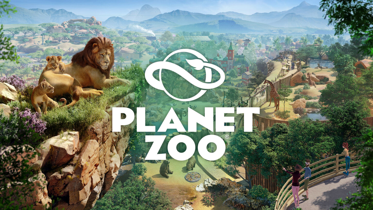 Planet Zoo Full Version PC Game Setup Free Download