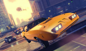 GTA Online's Big New Update Will Be Released Next Week