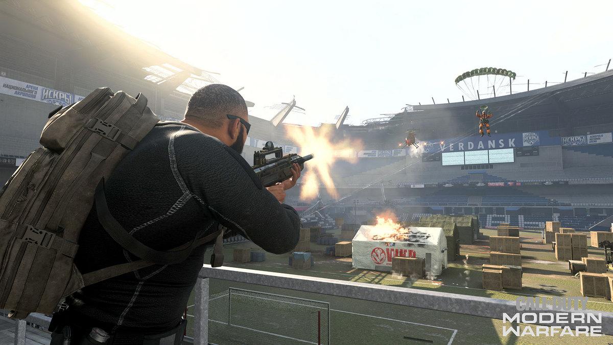 Call of Duty: Modern Warfare and Warzone kicks off season five