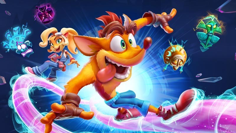Interesting Details You Need to Know from Crash Bandicoot 4