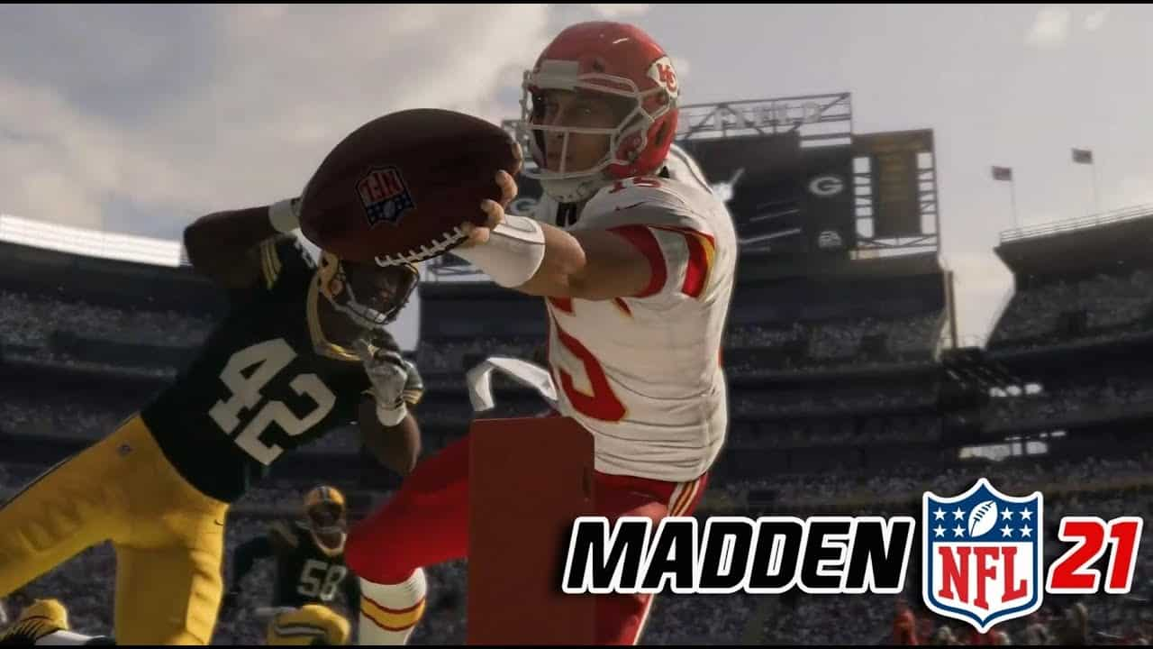 Madden NFL 21 PC Full Version Free Download