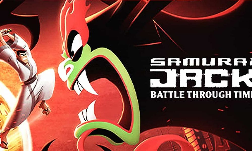 Samurai Jack: Battle Through Time PC Full Version Free Download