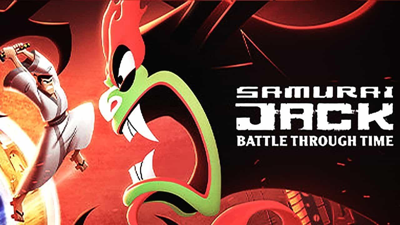 Samurai Jack: Battle Through Time PC Full Version Free Download