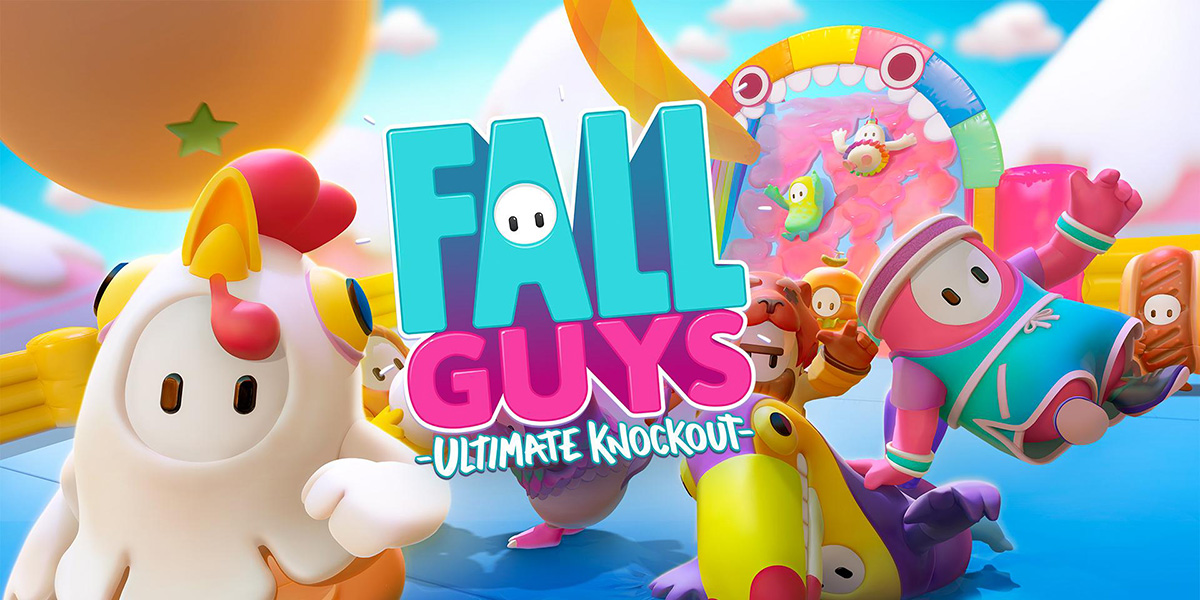 Fall Guys Review, Casual and Fun Battle Royale Game