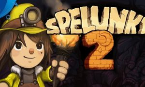 Spelunky 2 is finally getting a release date on Playstation 4 and PC