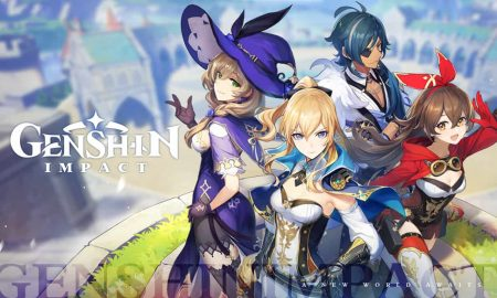 Genshin Impact Full Version PC Game Download