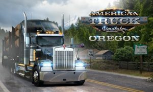 American Truck Simulator PC Version Full Game Free Download
