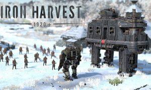 Iron Harvest PS4 Version Full Game Setup Free Download