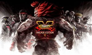 Street Fighter 5 Arcade Edition PS4 Version Full Game Setup Free Download