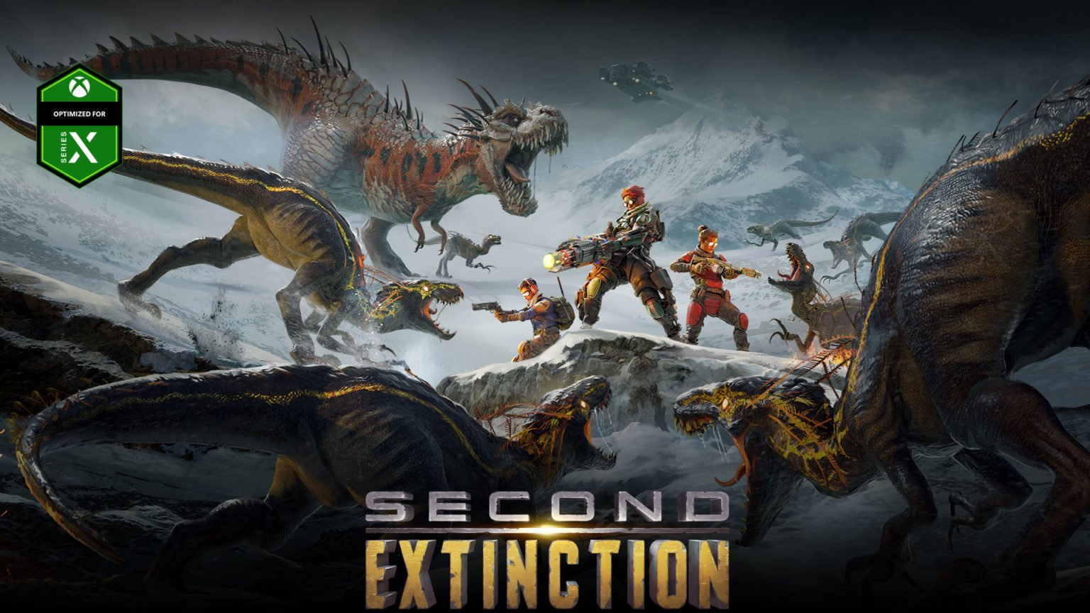 Second Extinction PC Full Version Free Download