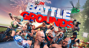 WWE 2K Battlegrounds PC Full Version Free Download