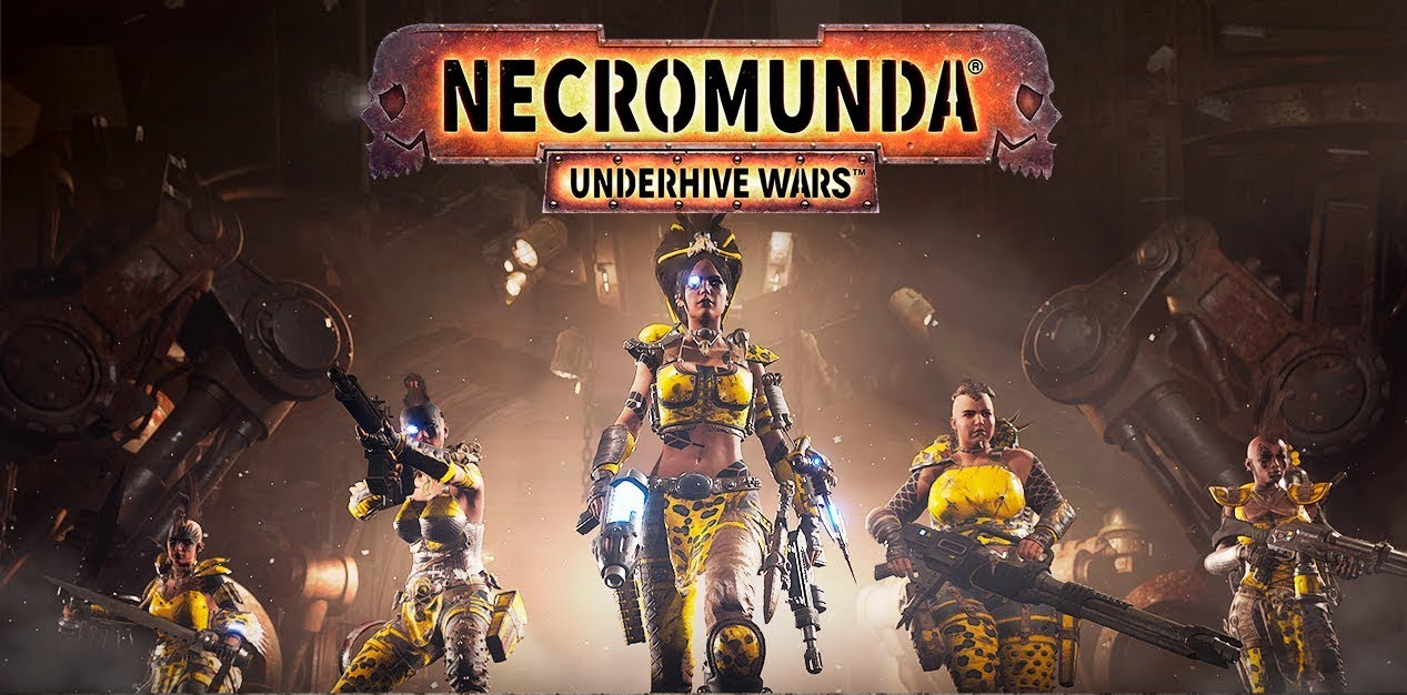 Necromunda: Underhive Wars Xbox One Download Full Game Free Now