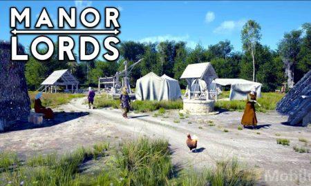 Manor lords PC Version Full Game Setup Free Download