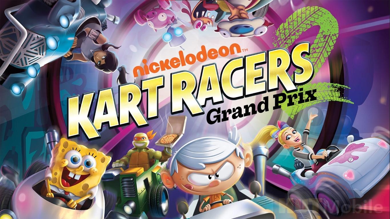 Nickelodeon Kart Racers 2 Grand Prix PC Version Full Game Setup Free Download