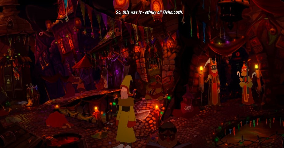 Gibbous: A Cthulhu Adventure iPhone ios Mobile macOS Version Full Game Setup Free Download