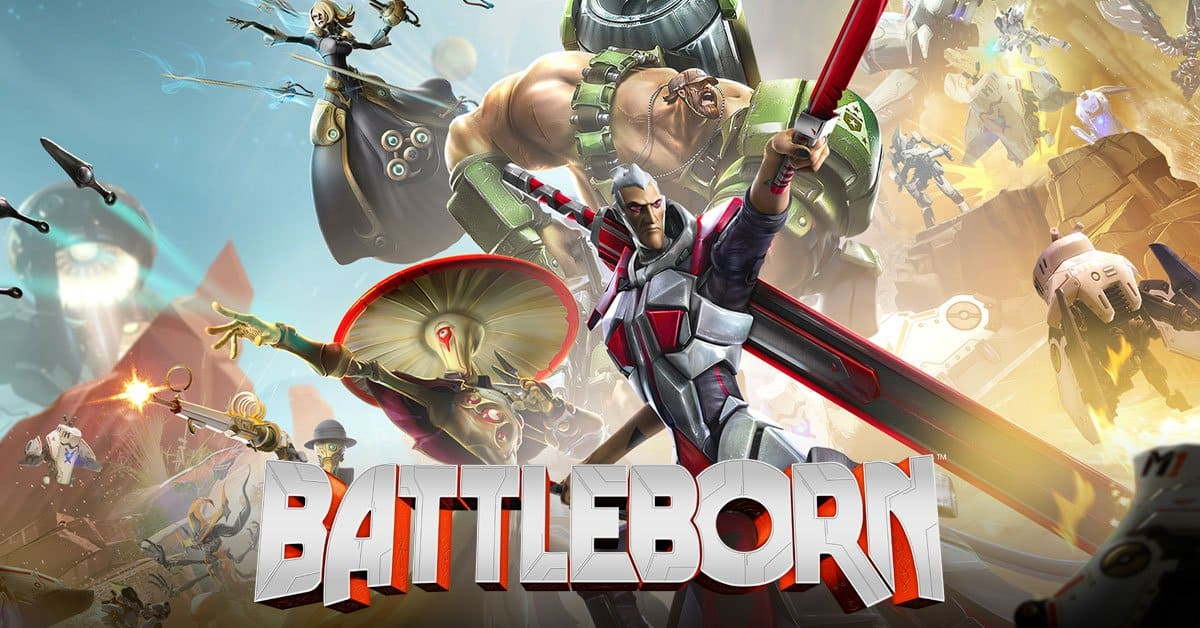 Battleborn PC Game Download Full