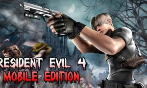 RESIDENT EVIL 4 Download PC Version Free Download