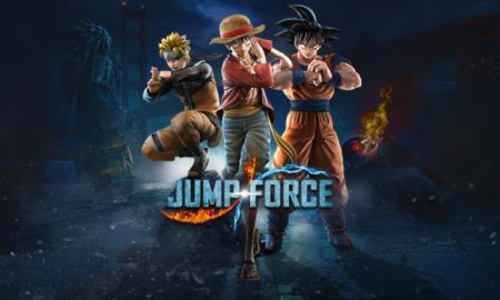 JUMP FORCE ULTIMATE EDITION PC ESPAÑOL + UPDATE 2.0.3