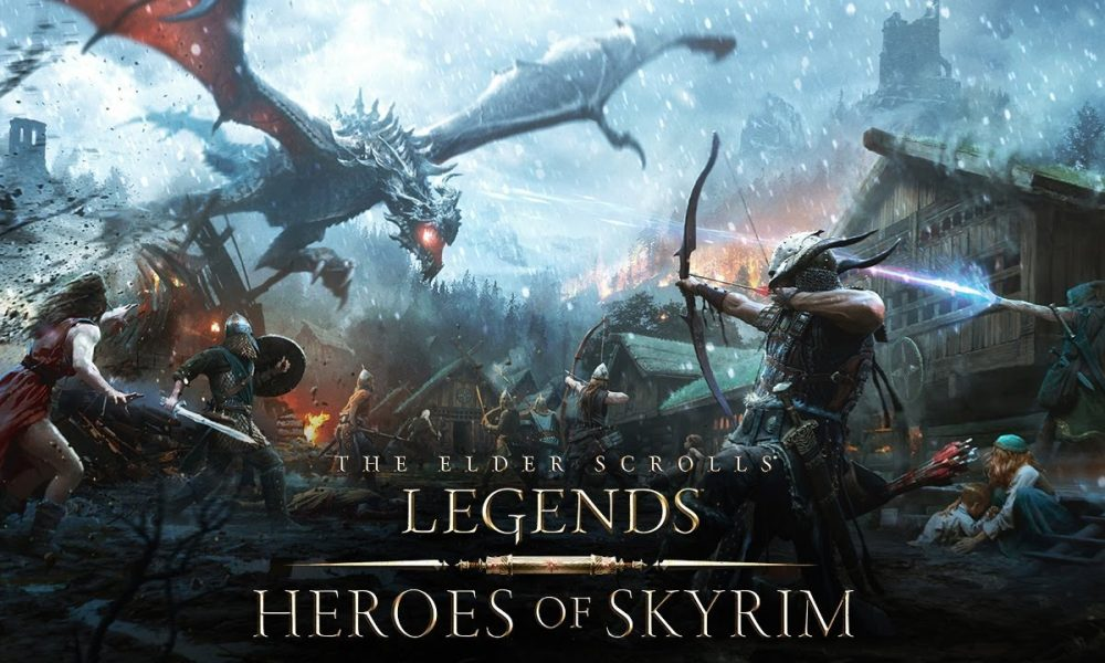 Skyrim Legend PC version Free download