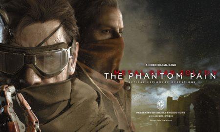 Phantom Pain PC version Free Download