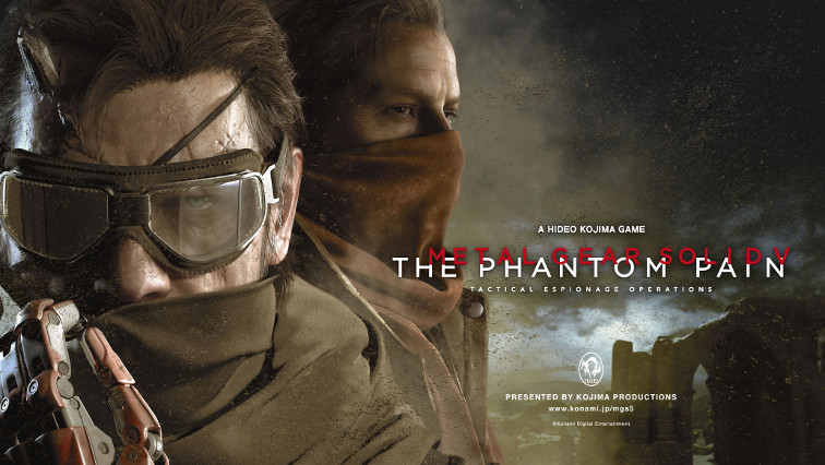 Phantom Pain PC version Free Download