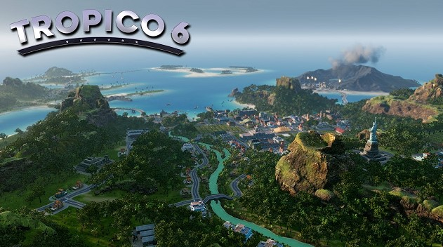 Tropico 6 PS4 Version Full Game Setup Free Download
