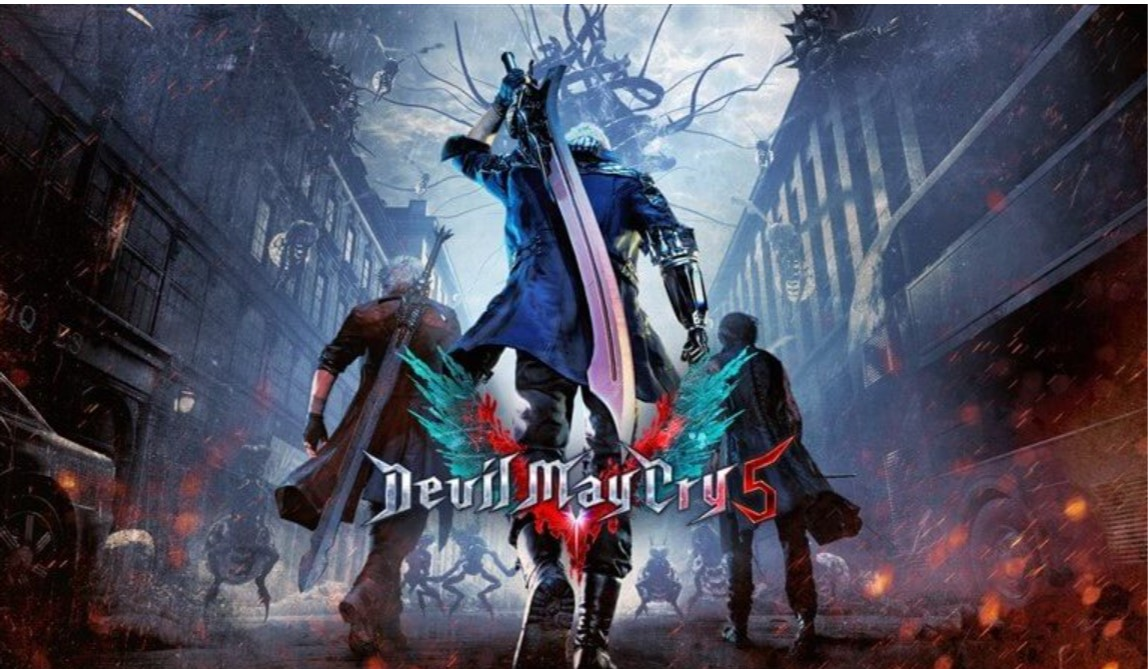 Devil May Cry 5 Download - (Deluxe Edition)