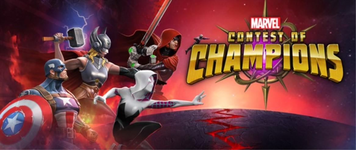 Marvel Contest of Champions Damage Mod Apk - v29.2.0