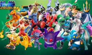 Pokken Tournament DX Download Game 2021 Full Version Free Play