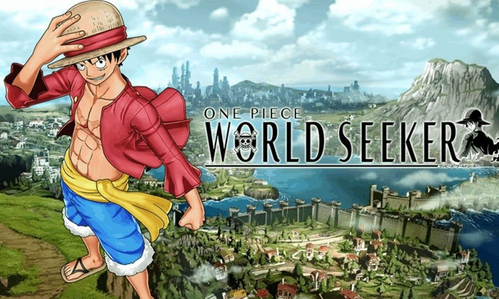 One Piece World Seeker PS4 Version Full Game Free Download
