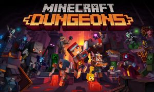 Minecraft Dungeons Free PC Game Full Download