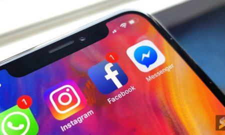 Facebook Messenger Whatsapp and Instagram down Hundreds experience difficulty with app