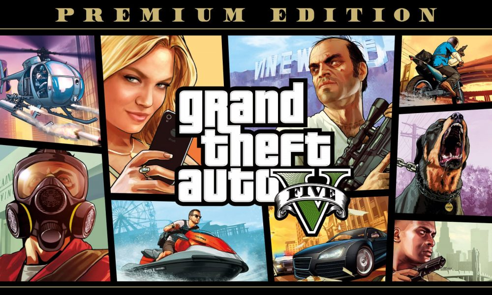 GRAND THEFT AUTO V PREMIUM EDITION CRACK  PC version Free Download