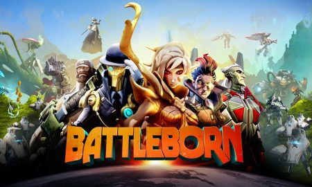 Battleborn Game Latest Version Full Setup Free Download