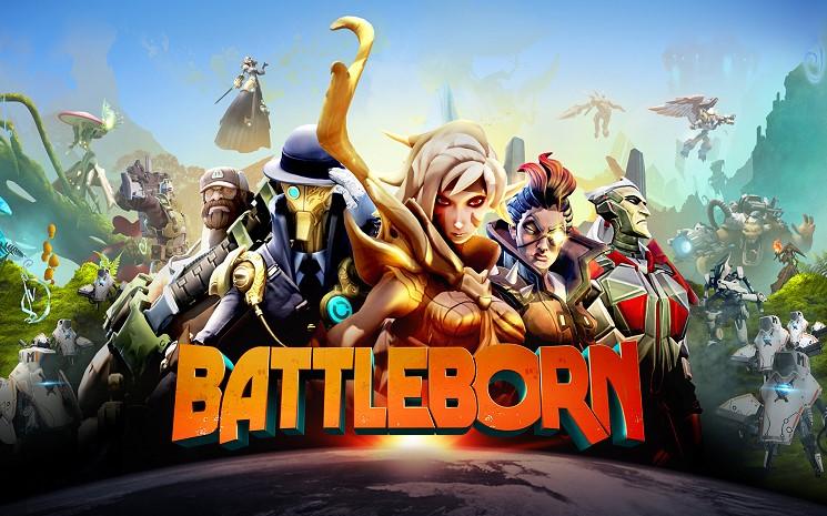 Battleborn Game Latest Version Full Setup Free Download