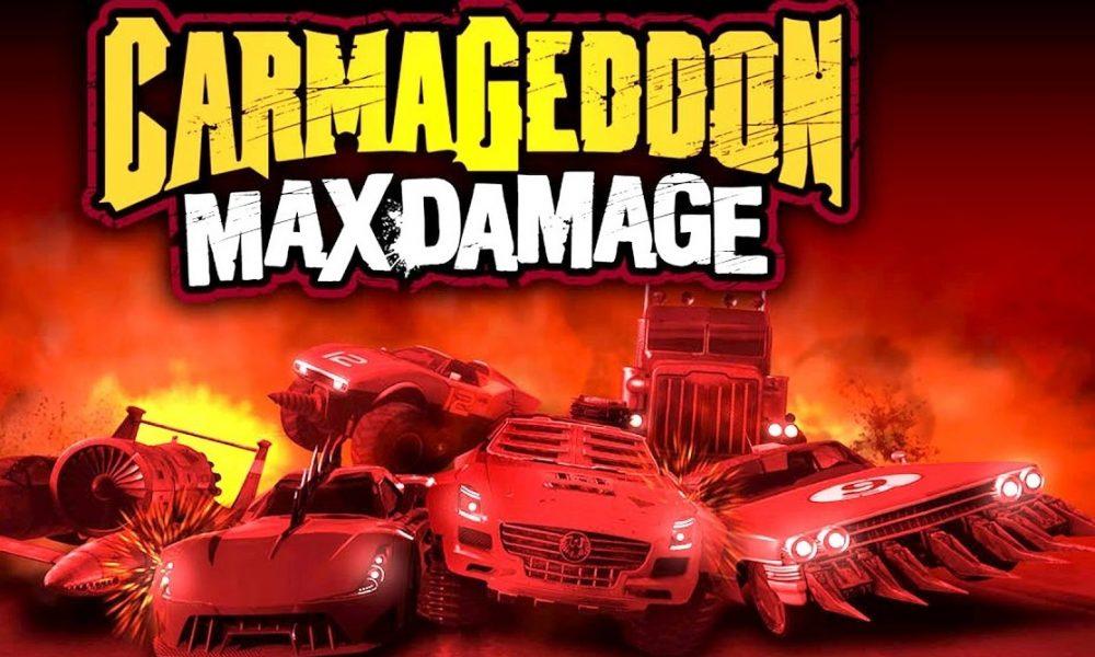 Carmageddon Max Damage Game PC Version Full Setup Free Download
