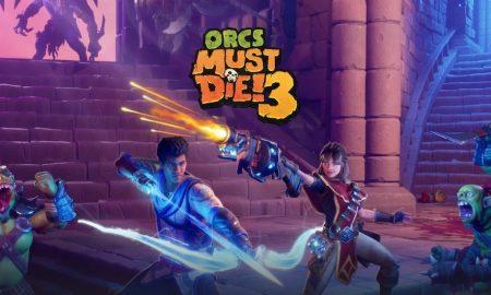 Orcs Must Die! 3 v 1.0 [New Version]