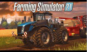 Farming Simulator 21 Platinum Edition