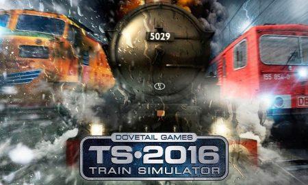 Train Simulator 2016 PC Windows 10 Support Full Version Free Download