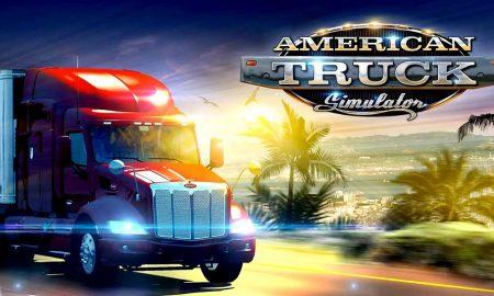 American Truck Simulator PC Desktop Windows 10 Support Full Latest Version Free Download
