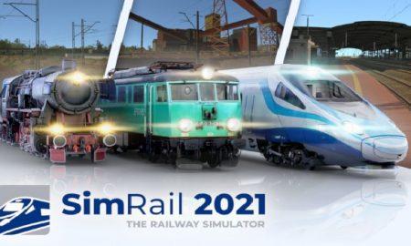 SimRail 2021 The Railway Simulator iOS iPhone Mobile iMac macOS Support Version Full Free Download