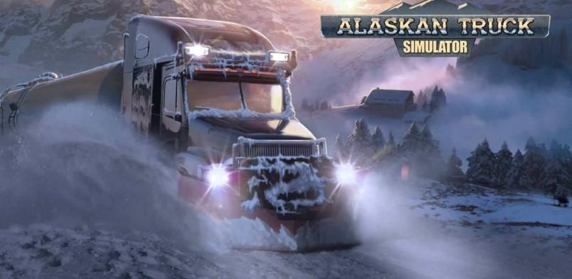 Alaskan Truck Simulator iOS iPhone Mobile iMac macOS Support Version Full Free Download