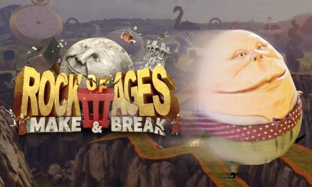 Rock of Ages 3: Make & Break on PC