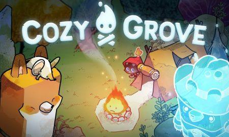 Cozy Grove on PC